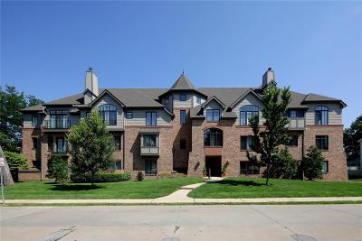 Kirkwood Condo/Townhouse For Sale: 125 East Clinton Place #3C