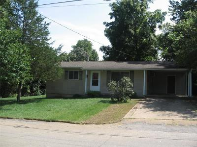 Madison County Single Family Home For Sale: 115 East Marvin Avenue