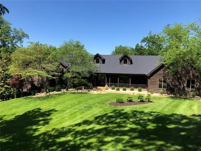 Wildwood Single Family Home For Sale: 19120 Whispering Timber Dr