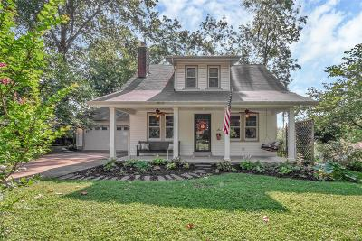 Webster Groves Single Family Home Active Under Contract: 4 North Iola