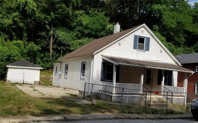 Hannibal Single Family Home Active Under Contract: 1009 Ely