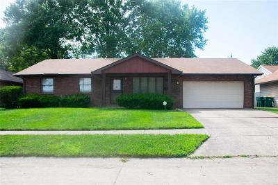 Granite City Single Family Home Active Under Contract: 3353 Colgate Pl