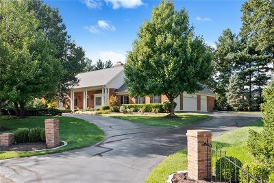 St Louis MO Single Family Home For Sale: $1,195,000