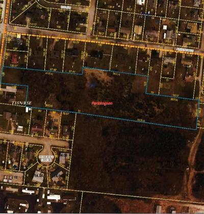 Madison County, Jefferson County, St Francois County Residential Lots & Land For Sale: Perrine
