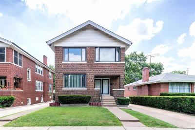 St Louis Multi Family Home For Sale: 1076 East Linden Avenue