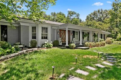 St Louis Single Family Home For Sale: 6 Cricklewood Place
