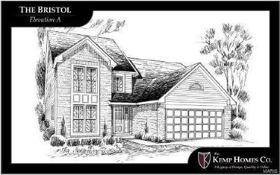 Lake St Louis Condo/Townhouse For Sale: Bristol-West Ridge Farm