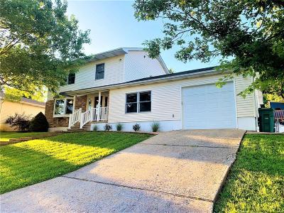 De Soto Single Family Home For Sale: 1428 Coachlite Dr