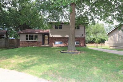 Single Family Home Active Under Contract: 8915 Grantway Ct