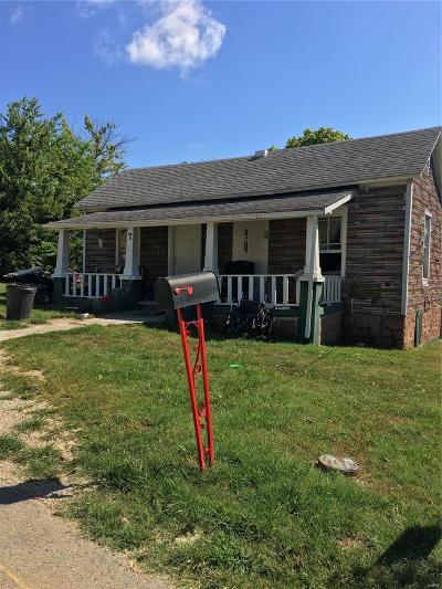 St Francois County Single Family Home For Sale: 7 Kearns Street