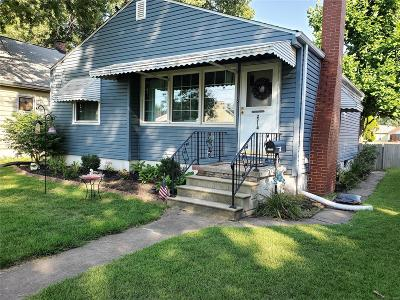Granite City Single Family Home For Sale: 2714 Washington Avenue