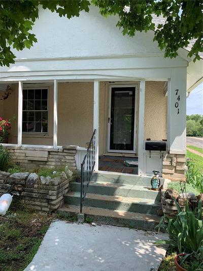 Single Family Home Active Under Contract: 7401 Canton Avenue