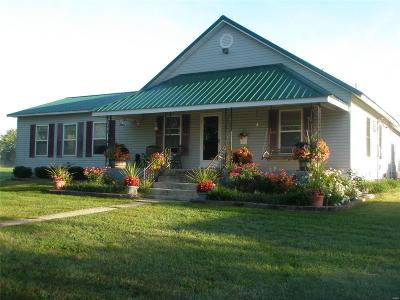Jefferson County, Madison County, St Francois County Farm For Sale: 3787 Cartee Rd