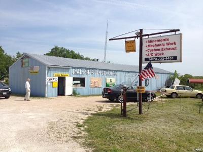 Crawford County Commercial For Sale: 9471 North Service