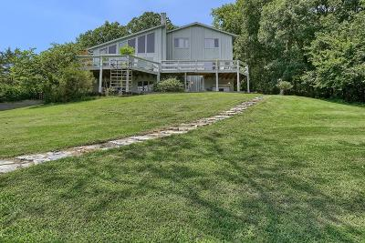 Franklin County Single Family Home For Sale: 1933 Grand Army Road