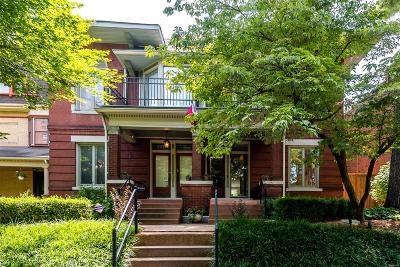 St Louis Single Family Home For Sale: 4488 Laclede Avenue