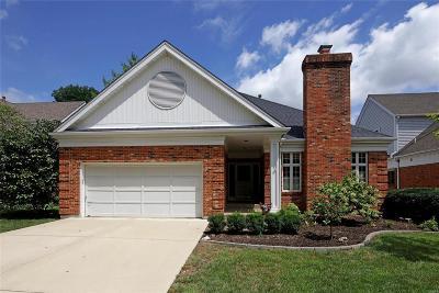 St Louis Single Family Home For Sale: 9017 Fair Oaks Crescent Court