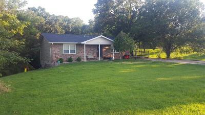 De Soto Single Family Home For Sale: 13536 Klondike Road