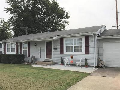 Jerseyville Single Family Home For Sale: 122 Rosewood Drive