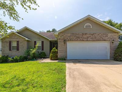 Edwardsville IL Single Family Home For Sale: $198,900