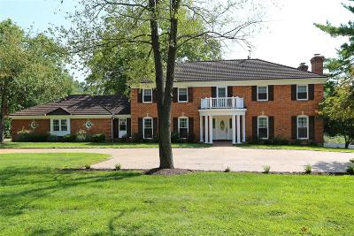 St Louis Single Family Home For Sale: 22 Muirfield