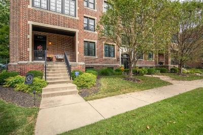 St Louis Condo/Townhouse For Sale: 317 North Taylor Avenue