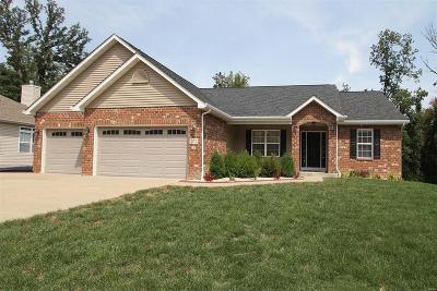 Smithton Single Family Home For Sale: 4913 Lone Rock Lane
