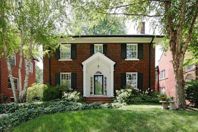 Clayton Single Family Home For Sale: 104 Arundel Place