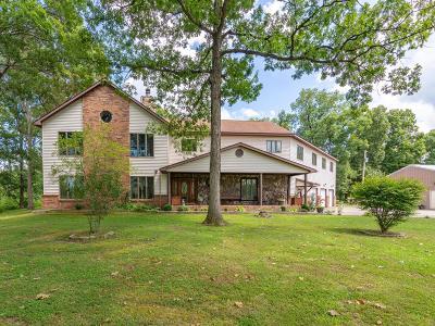 Alton Single Family Home For Sale: 124 Prairie Lane