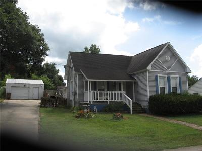 Madison County Single Family Home For Sale: 307 West Marvin