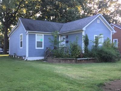 Belleville Single Family Home For Sale: 4210 Jessie