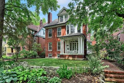 St Louis Single Family Home For Sale: 6219 Washington Avenue