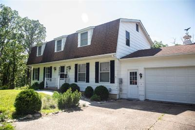 Franklin County Single Family Home For Sale: 6189 Highway Y