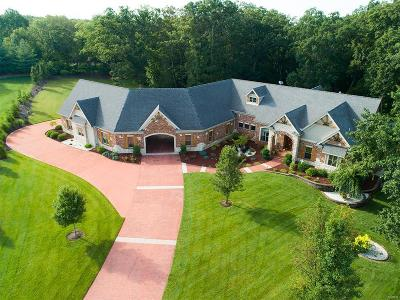 O'Fallon Single Family Home For Sale: 840 Stonecastle Ct.