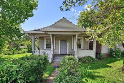 St Louis Single Family Home For Sale: 1241 Sutter Avenue