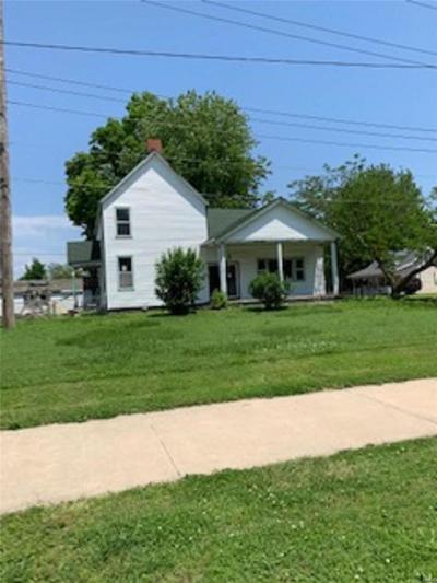 Granite City Single Family Home For Sale: 2701 Buxton Avenue