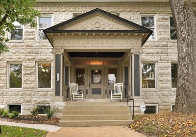 St Louis Single Family Home For Sale: 5137 Washington