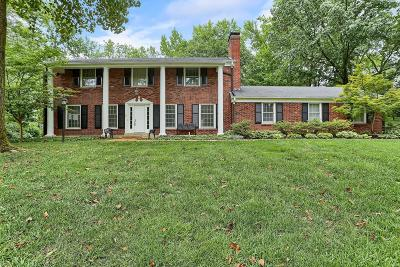 Ladue Single Family Home For Sale: 2 Clerbrook