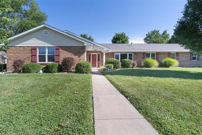 Ste Genevieve Single Family Home For Sale: 1527 Stony Brook Trail