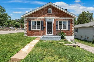 St Louis Single Family Home For Sale: 9019 Bridgeport Avenue