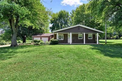 Edwardsville Single Family Home For Sale: 1334 Richetta