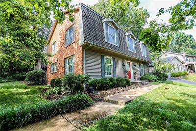 St Louis Single Family Home For Sale: 1767 Lynkirk Lane