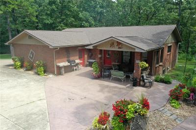 Washington County Single Family Home For Sale: 10436 Bust Subdivison Road