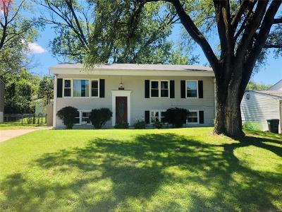St Charles County Single Family Home For Sale: 37 Jamaica Drive