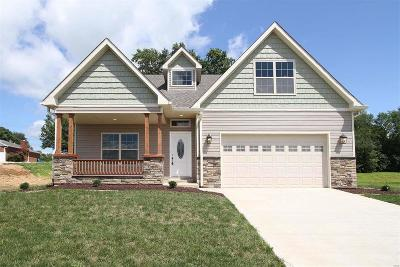 Lebanon New Construction For Sale: 1113 Indian Court