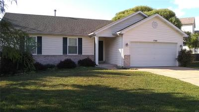 Imperial Single Family Home For Sale: 5368 Burgundy Drive