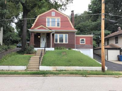 St Louis Single Family Home For Sale: 128 Adelle Avenue