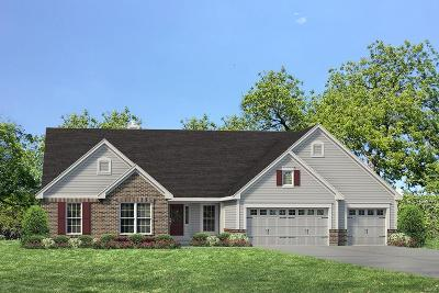 St Charles County Single Family Home For Sale: 417 Gatehouse Circle