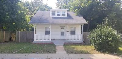 St Louis Single Family Home For Sale: 2741 Old Hanley