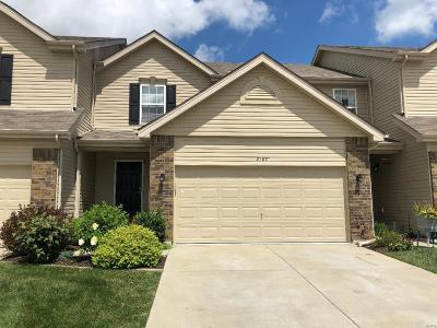 St Charles County Condo/Townhouse For Sale: 2182 Orchid Blossom Court